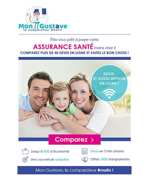 mongustave assurance santé